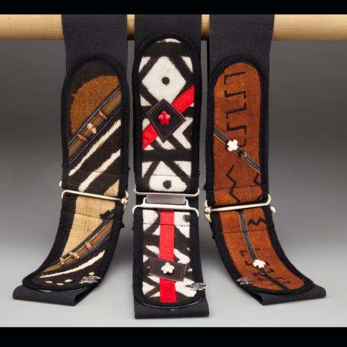 Mudcloth Belts