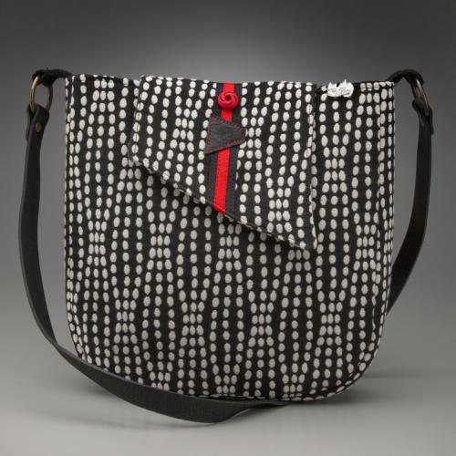 XL Black Tuxedo Bag