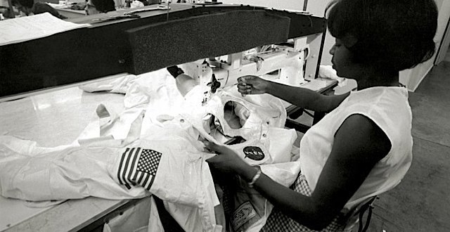 An Out of this World Seamstress